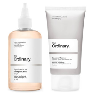 The Ordinary Glycolic Acid and Squalane Cleanser