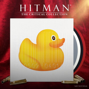 iam8bit - Hitman: The Critical Collection 4xLP