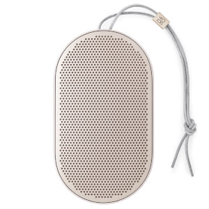 Bang & Olufsen BeoPlay P2 Portable Splash-Resistant Bluetooth Speaker - Sandstone