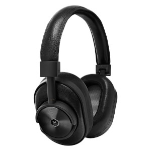 Master & Dynamic MW60 Wireless Bluetooth Over-Ear Headphones - Black