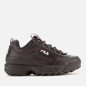 FILA Men's Disruptor 2 Premium Trainers - Black