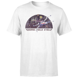 Star Wars X-Wing Guerra delle Stelle t-shirt - Wit