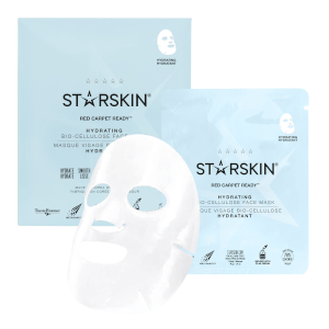 STARSKIN Red Carpet Ready Hydrating Bio-Cellulose Second Skin Face Mask 1.4 oz