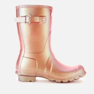 Hunter Women's Original Short Nebula Boots - Rhythmic Pink