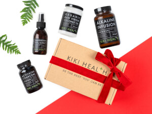 KIKI Health Holiday Box (Worth £56.40)