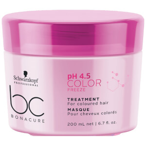 Schwarzkopf Professional BC Bonacure pH 4.5 Color Freeze Treatment