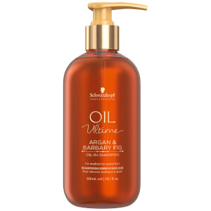 Schwarzkopf Professional Oil Ultime Argan & Barbary Fig Oil-In-Shampoo