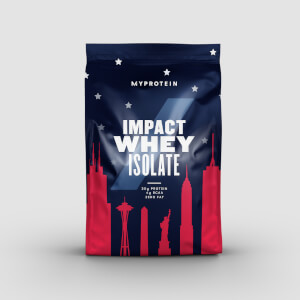 Stars and Stripes Impact Whey Isolate