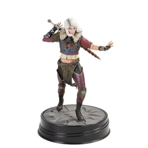 Figurine Ciri Series 2, The Witcher 3 : Wild Hunt – Dark Horse