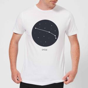 Aries Men's T-Shirt - White