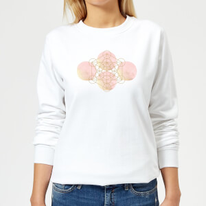 Stellar Women's Sweatshirt - White