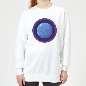 Neptune Women's Sweatshirt - White