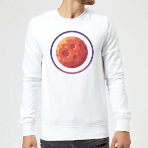 Mars Sweatshirt - White