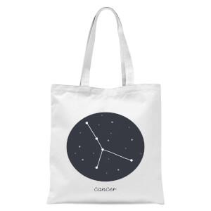 Cancer Tote Bag - White
