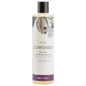 Cowshed AWAKE Bracing Bath & Shower Gel 300ml