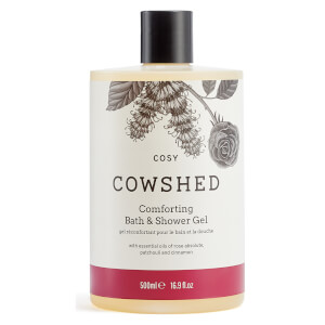 Cowshed COSY Comforting Bath & Shower Gel 500ml (Worth $44)