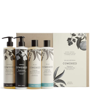 Cowshed Signature Hand & Body Set (Worth $106)