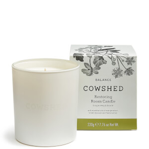 Cowshed BALANCE Restoring Room Candle