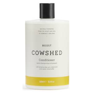 Cowshed Boost Conditioner 500ml (Worth $49)