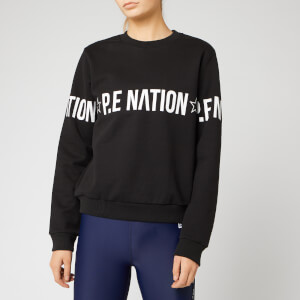 P.E Nation Women's Downclimb Sweatshirt - Black