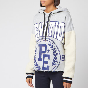 P.E Nation Women's Collegiate Squad Hoodie - Grey