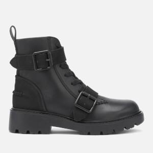 UGG Women's Noe Biker Boots - Black