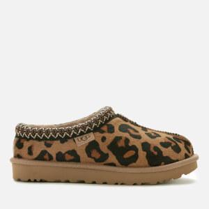 UGG Women's Tasman Leopard Slippers - Amphora