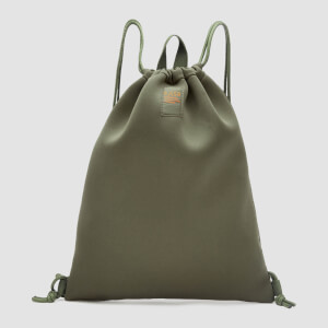 Drawstring Bag - Army Green