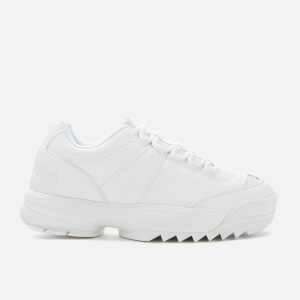 Superdry Women's Chunky Trainers - Optic