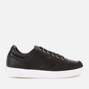 Superdry Women's Premium Court Trainers - Black