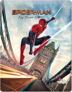 Spider-Man: Far From Home - 4K Ultra HD (Inkl. 2D Blu-Ray) - Zavvi Exklusives Steelbook