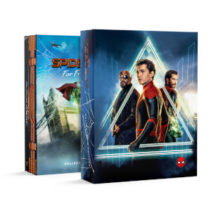 Spider-Man: Far From Home - 4K Ultra HD (Includes 2D Blu-ray) Zavvi UK Exclusive Collector's Edition Steelbook