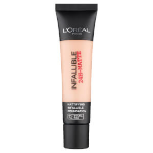 L'Oréal Paris Infallible Matte Foundation 35ml (Various Shades)