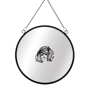 On Point Circular Mirror