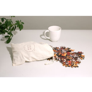 Calm Club Peace by Piece Jigsaw Puzzle