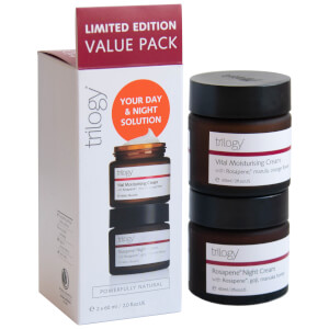 Trilogy Rosehip Day and Night Pack - Limited Edition