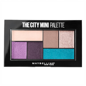 Maybelline City Mini Eyeshadow Palette - Graffiti Pops 4g