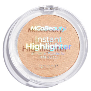 MCoBeauty Instant Highlighter Shimmer Powder for Face and Body 9g