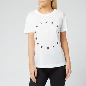 Emporio Armani Women's Logo T-Shirt - White