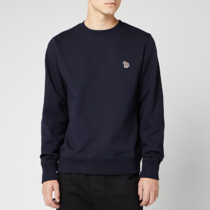 PS Paul Smith Men's Crew Neck Sweatshirt - Navy