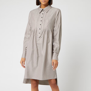 See By Chloé Women's Shirt Dress - Multicolour