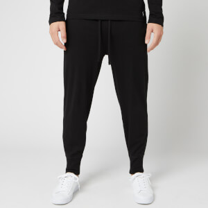 Polo Ralph Lauren Men's Cuffed Jog Pants - Polo Black