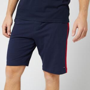Tommy Hilfiger Men's Jersey Panel Shorts - Navy Blazer