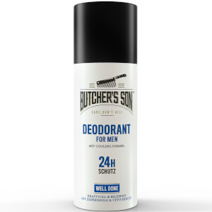 Butcher's Son Deodorant For Men Well Done