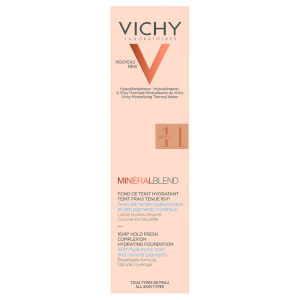 Vichy Mineralblend Fluid Granite Foundation 30ml