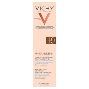 Vichy Mineralblend Fluid Umber Foundation 30ml