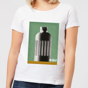 Mark Fairhurst Eau Women's T-Shirt - White