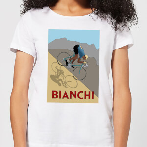Mark Fairhurst Bianchi Women's T-Shirt - White