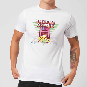 Product Of The 90's Floppy Disc Men's T-Shirt - White