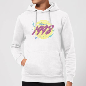 Born In 1998 Hoodie - White